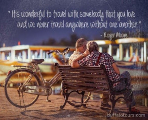 Travel Quotes About Love