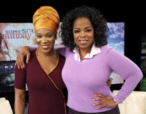 """On """"Super Soul Sunday"""" on OWN, Oprah sits down with the multi ..."""