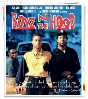 BOYZ N THE HOOD [1991]