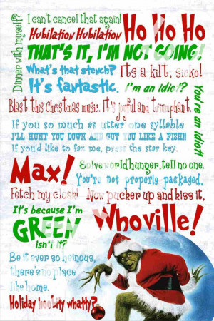 Jim Carrey's Grinch who stole Christmas by KamisDigitalCreation, $5.00