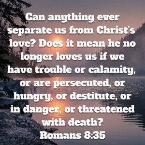 God Quotes: Questioning God's Love