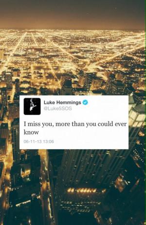 Luke Hemmings Quotes