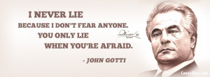John Gotti's Quotes
