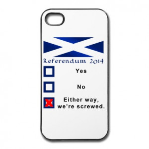 Funny Scottish Referendum 2014 Ballot