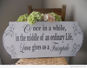 Black and White Elegant Wedding Day sign with Scroll accents