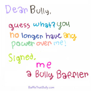 Building Confidence: One of the Keys to Bully-Proofing Your Child ...