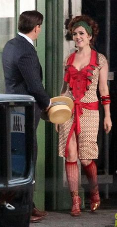 Isla Fischer as Myrtle Wilson in 'The Great Gatsby'