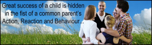 New Parenting quote...