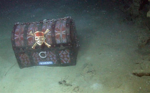 Real-Life Pirate Advennture Delays Volvo Treasure Retrieval