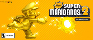 New Super Mario Bros 2 Gold