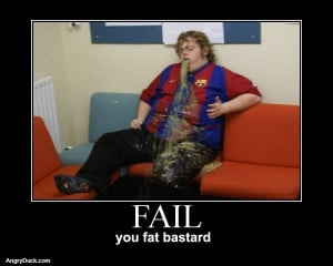 You Fat Bastard