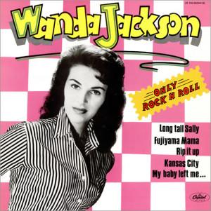 Jackson Wanda Rockin With