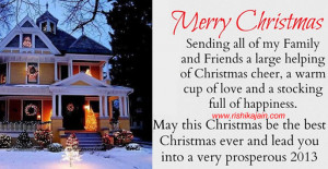 Merry Christmas, Happy New Year 2013, wishes, quotes, wallpapers ...