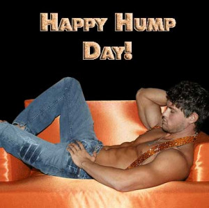 Hump Day!!! by Terry Spear