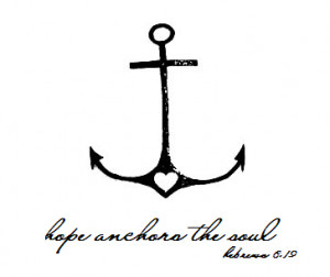 Anchor tattoos with quotes9292 Anchor Tattoos With Quotes