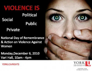 ... Violence contest on Facebook that is being run by the Centre for Human