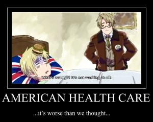 Hetalia Funny America and England pic