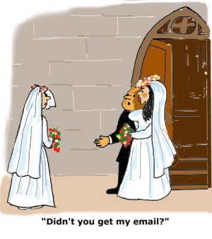 ... wedding jokes which tell the truth about marriage look at the picture