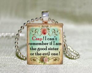 Scrabble Jewelry -