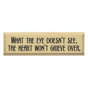 Classic Quote Plaque