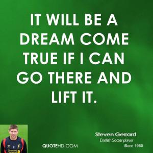 Steven Gerrard Quotes Steven gerrard quotes