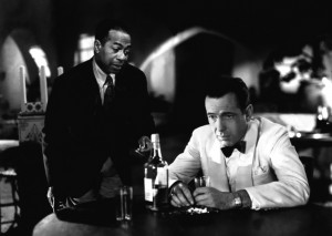 That's Typing Tuesday #6: Sam And The Ending Of Casablanca