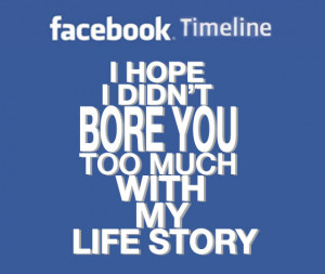 Sudah Mulai Bosan Dengan Facebook Yang Dipadati Timeline