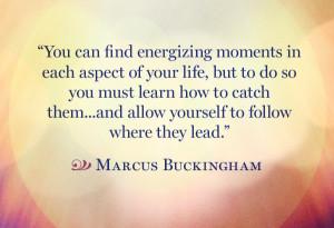 Buckingham Quote