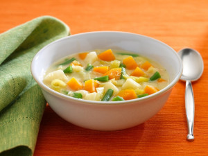 LOSE WEIGHT WITH VEGETABLE SOUP DIET