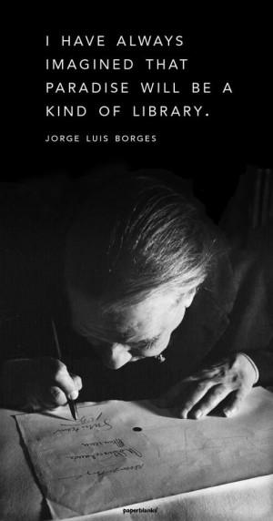 Jorge Luis Borges #books