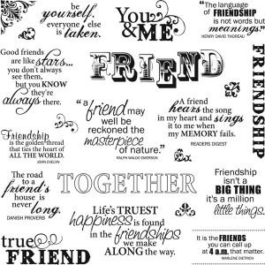 Friend Quotes