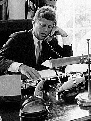 John F. Kennedy's Legacy in Quotes: Presidentand Families, Quote