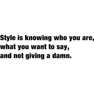 Fashion quotes: Gore Vidal