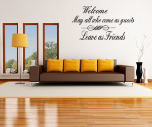 ... Wall Decals to beautify and add novelty to your Home and Living space