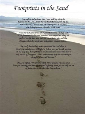 Footprints in the Sand photo Footprints.jpg