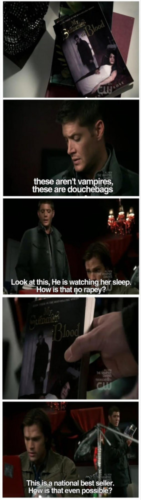 Supernatural Twilight