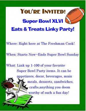 Are Having A Party To Celebrate The Big Party At The Freshman Cook ...