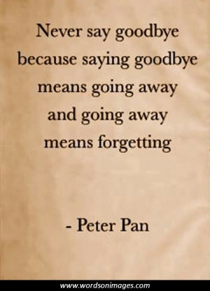 famous farewell quotes quotesgram