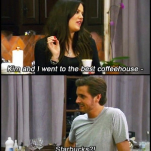 Scott Disick Makes Fun Of Khloe's Tastes In Fine Dining On Keeping ...