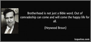 Quotes About Firefighter Brotherhood