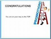 Job Promotion Congratulations Quotes Certificatemaker