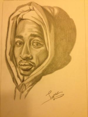 Tupac And Biggie Quotes Tumblr Tupac drawing tumblr - viewing