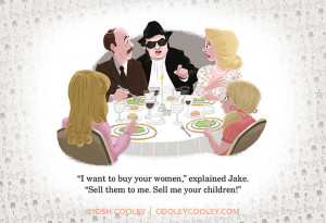 ... Made Awesome Children's Book Illustrations Out of R-Rated Movies