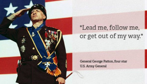 10 great leadership quotes. My favorite: