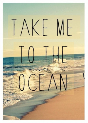 summer, quotes, sayings, positive, ocean, beach | Inspirational ...