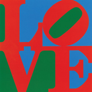 Robert Indiana , LOVE , 1968. Aluminum. Whitney Museum of American Art ...