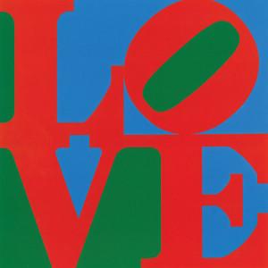Robert Indiana , LOVE , 1968. Aluminum. Whitney Museum of American Art ...