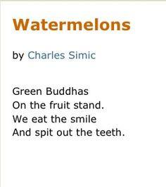 Charles Simic More