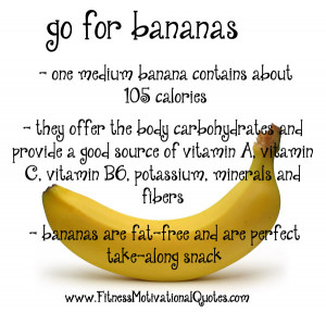 Banana Sayings