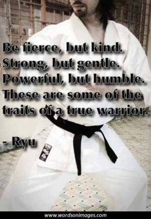 Famous warrior quotes